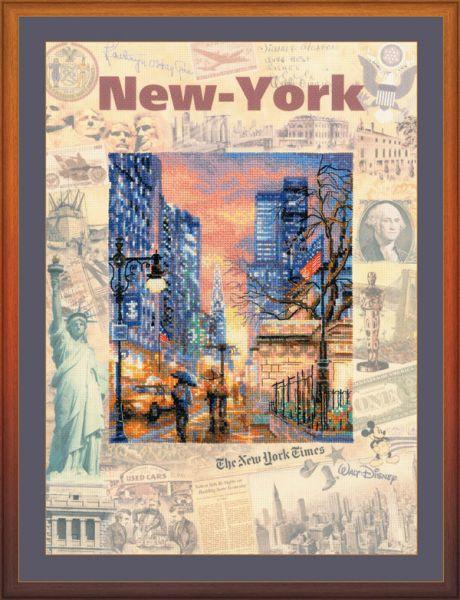 Нью-Йорк, Нью-Йорк..