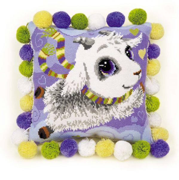 Схемы вышивки подушек бесплатно риолис