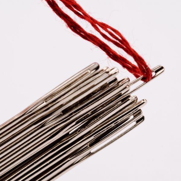 Как называется игла для вышивки