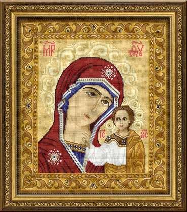 Вышивка крестом риолис иконы