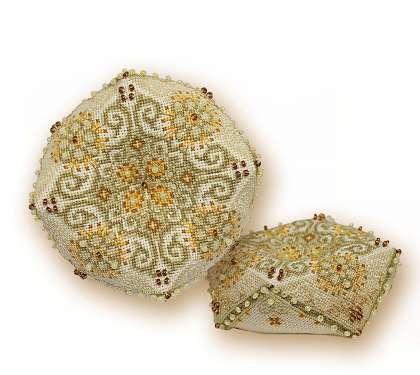 набор для рукоделия вышивка бискорню