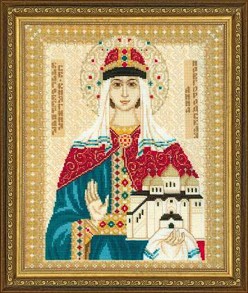 Риолис иконы вышивка крестом