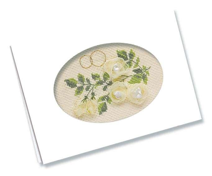 """свадебная открытка своими руками """"С днем свадьбы!"""""""