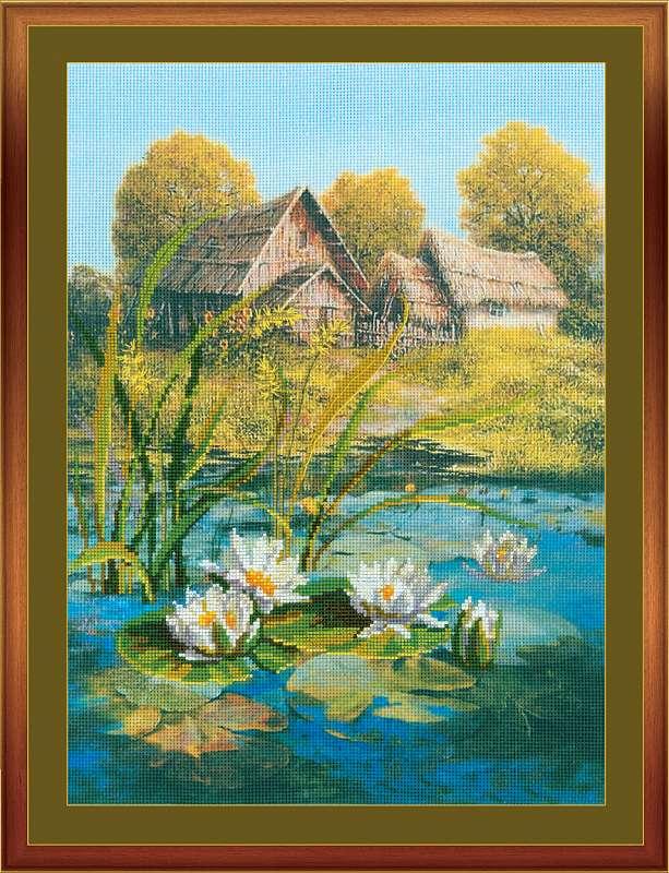 Картины для вышивки крестом заказать