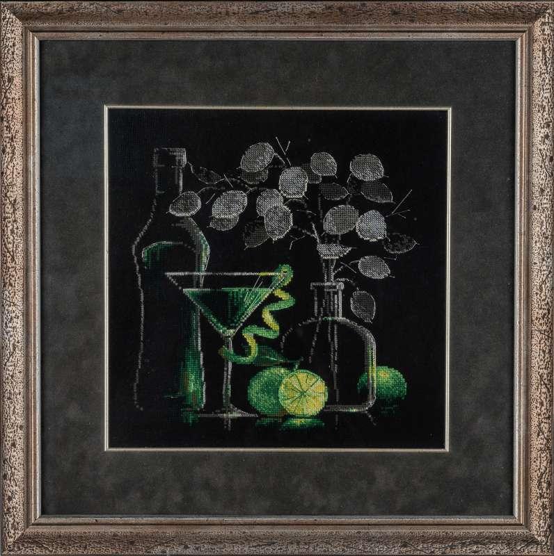 1240 Натюрморт с мартини (5,5,