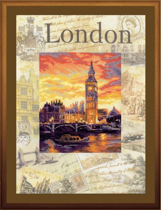 """""""Города мира. Лондон"""""""