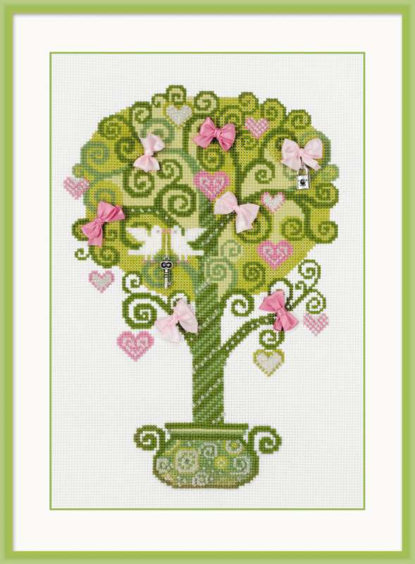 Риолис/1295 Дерево счастья.