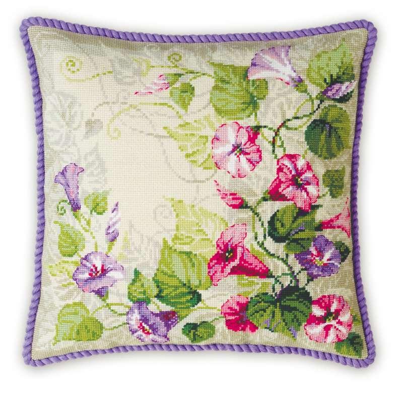Купить вышивку подушки риолис