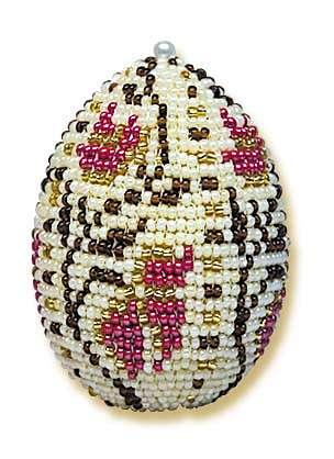 набор для бисероплетения Яйцо пасхальное
