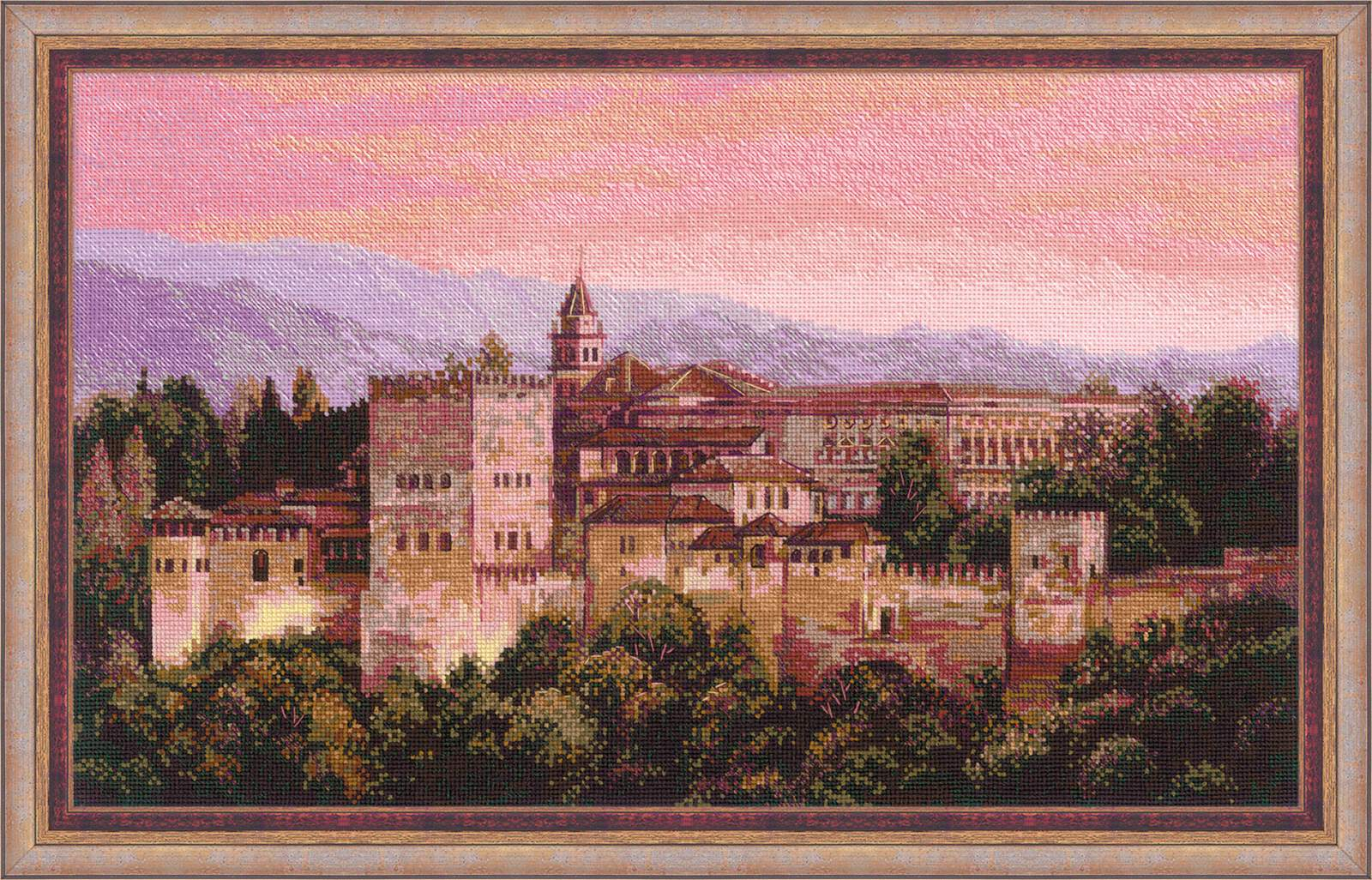 """Набор для вышивания крестом """"Альгамбра"""""""