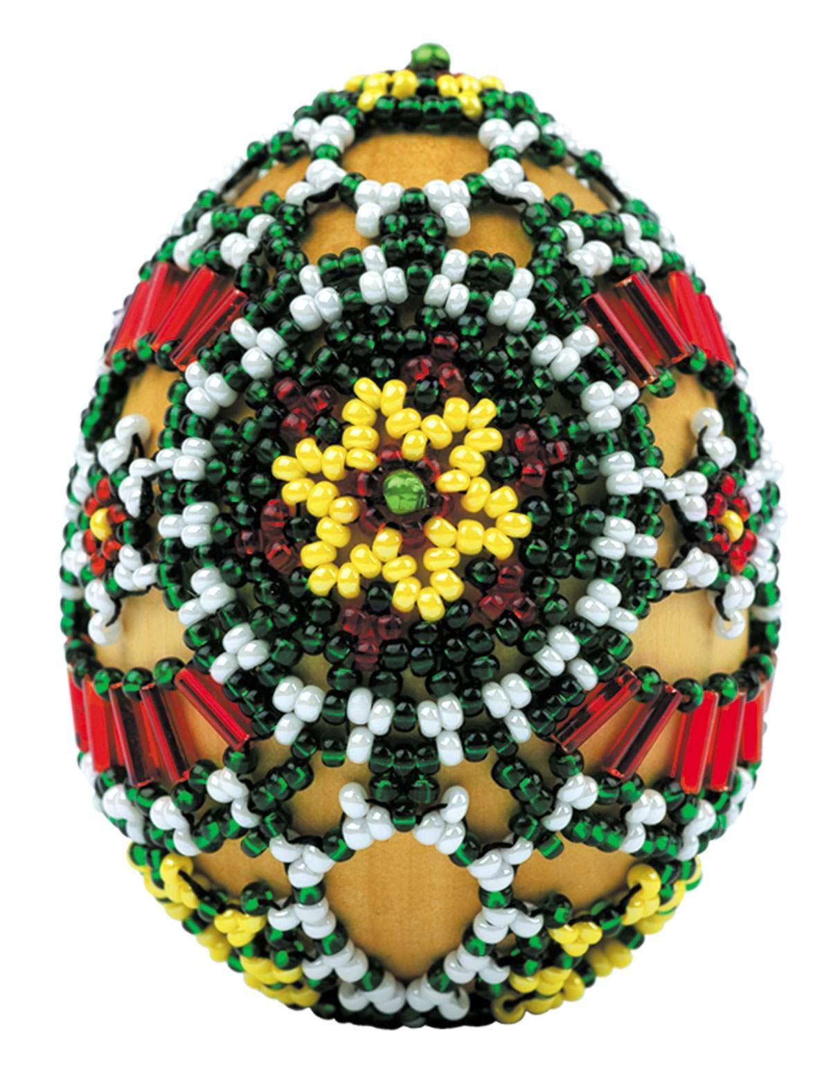 яйцо пасхальное Лужицкие мотивы