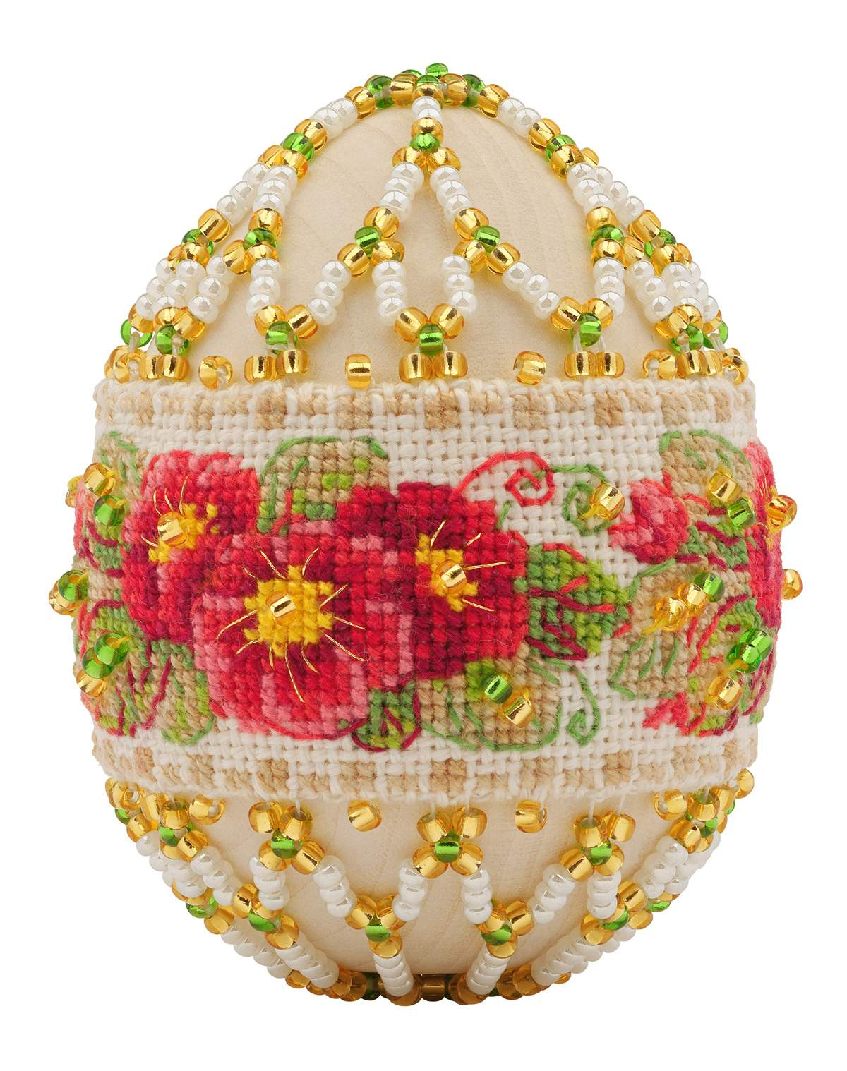 пасхальное яйцо Примула