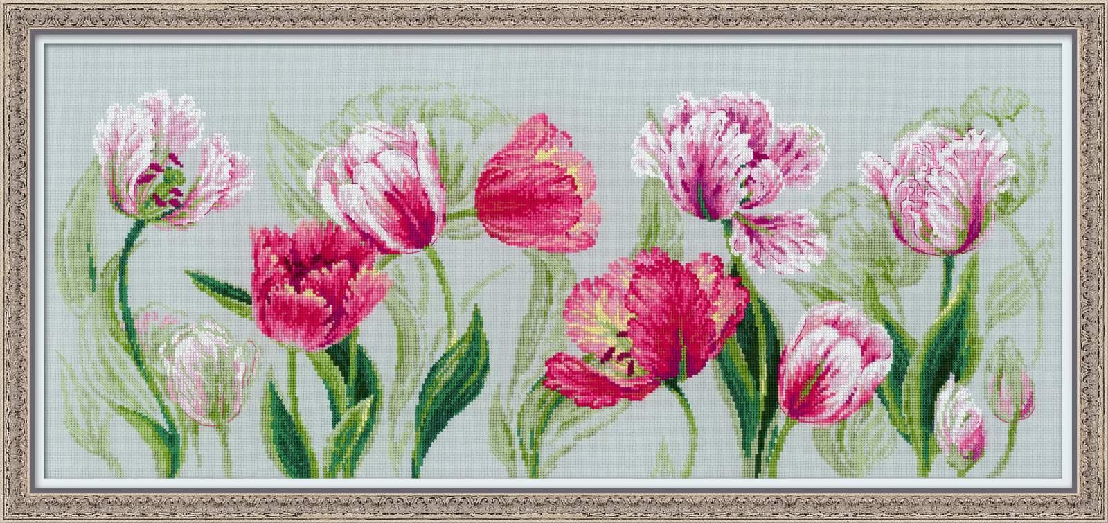 вышивка тюльпанов 100_052