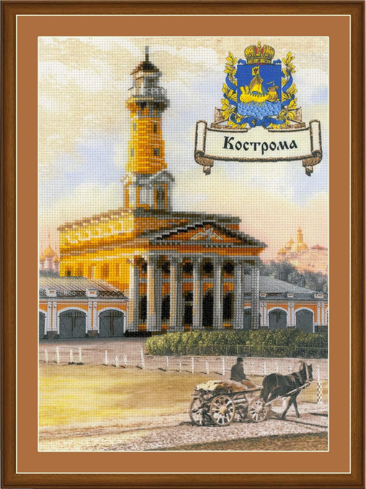 города россии кострома