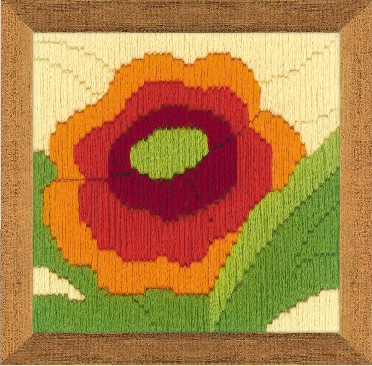 схема вышивки крестом летучий голландец