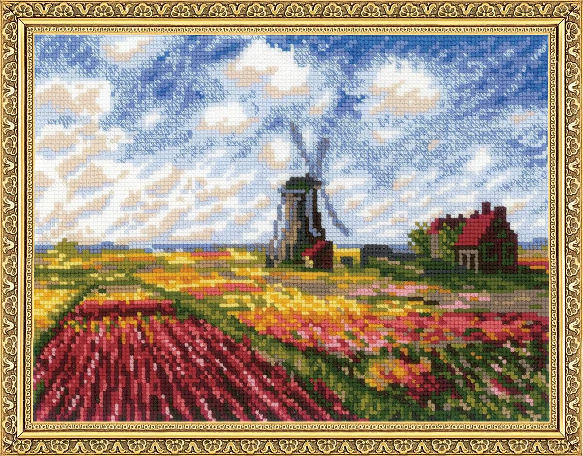 схема вышивки картин великих художников